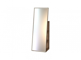 Зеркало напольное Регина дуб самдал